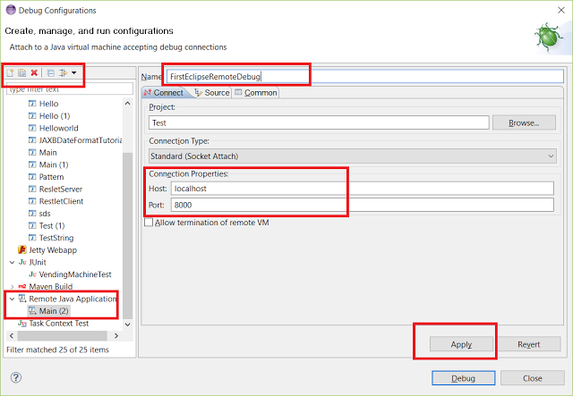 How to setup remote debugging in Eclipse | Java Programming | Java