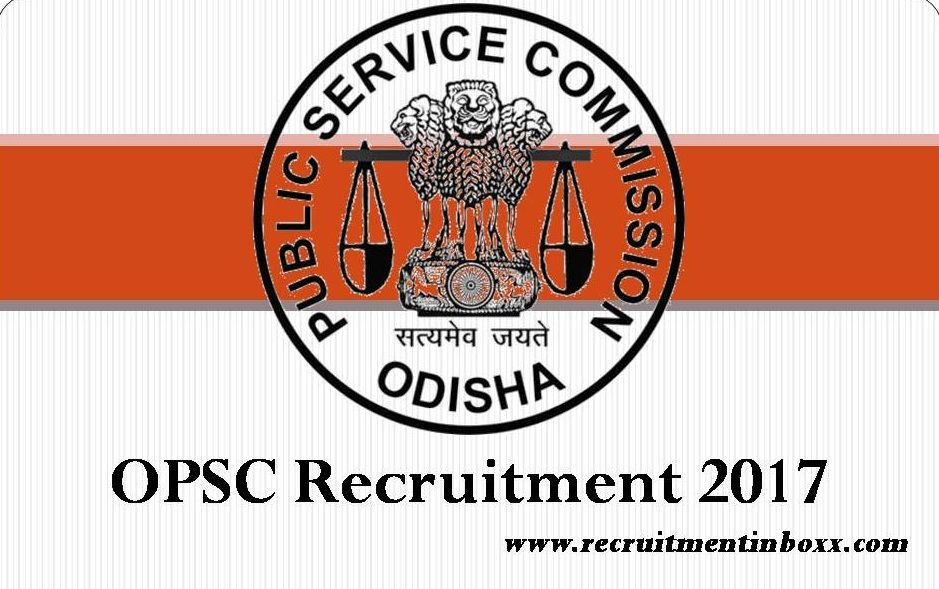 Odisha Public Service Commission has released an
