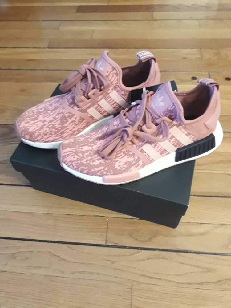 021bcf639e9c1 Adidas NMD R1 Runner Raw Pink Trace Pink Women BY9648 Brand New in Box with  tag.  fashion  clothing  shoes  accessories  womensshoes  athleticshoes  (ebay ...