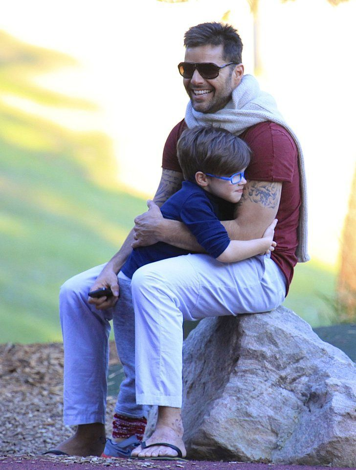 Famous Fathers Get Cute With Their Kids! #BenAffleck #CamGigandet #CelebrityBabies #CelebrityDads #CelebrityGuys #CelebrityMoms #CelebrityNews