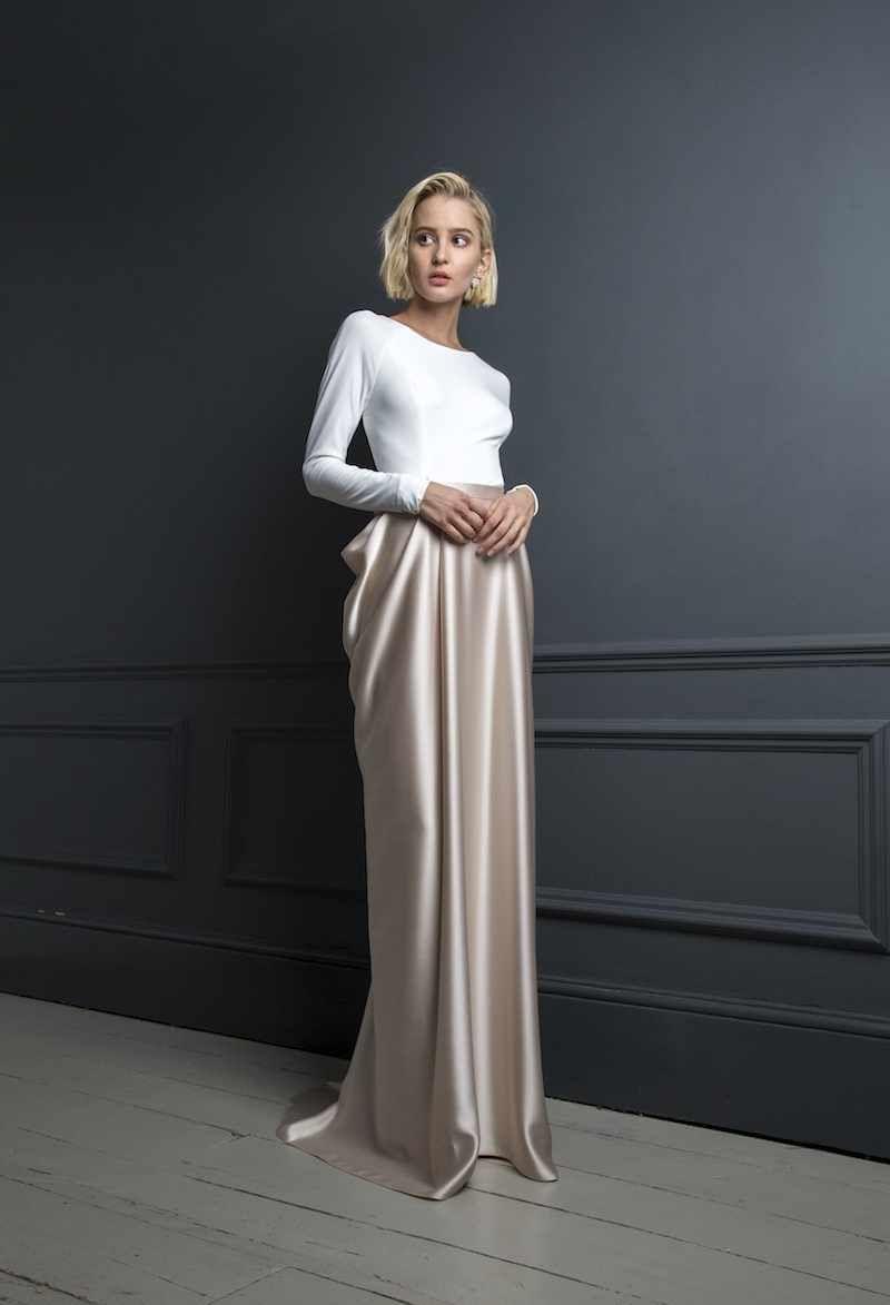Atlanta wedding dress shops  Halfpenny London  Halfpenny London Modern Wedding Dresses