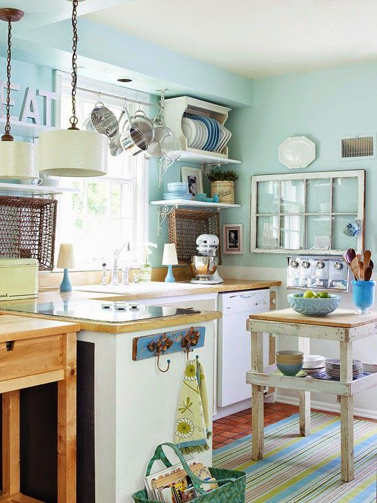 The Cutest Little Cottage Cozy Little House Small Kitchen Inspiration Kitchen Remodel Small Kitchen Design Small