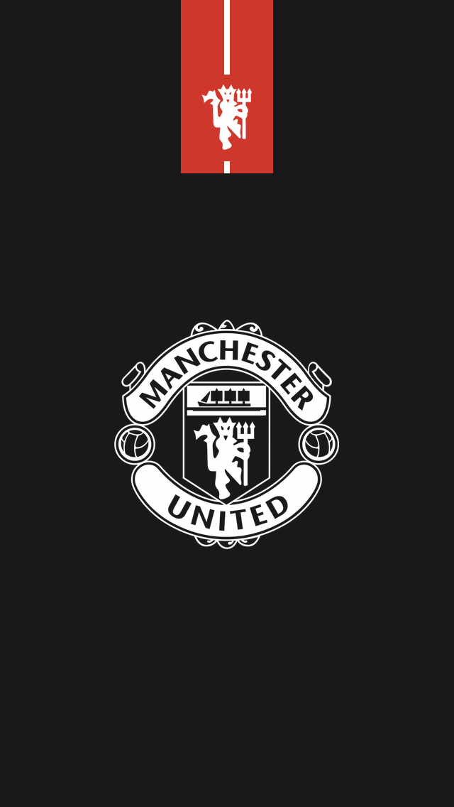 Minimalist Mufc Iphone Wallpapers Reddevils Manchester United Wallpaper Manchester United Soccer Manchester United Football Club