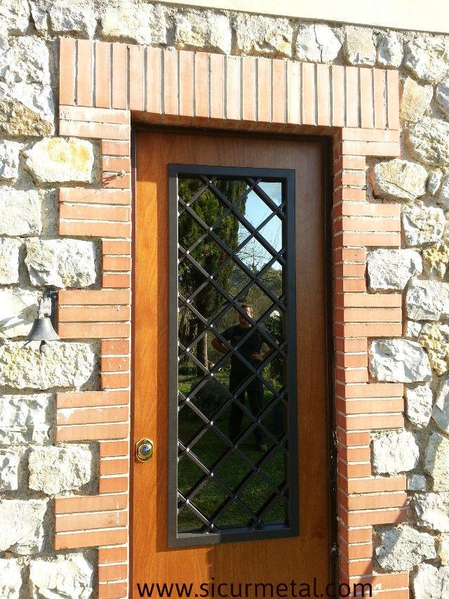 Portone ingresso portoni ingresso with portone ingresso - Porta finestra blindata prezzi ...