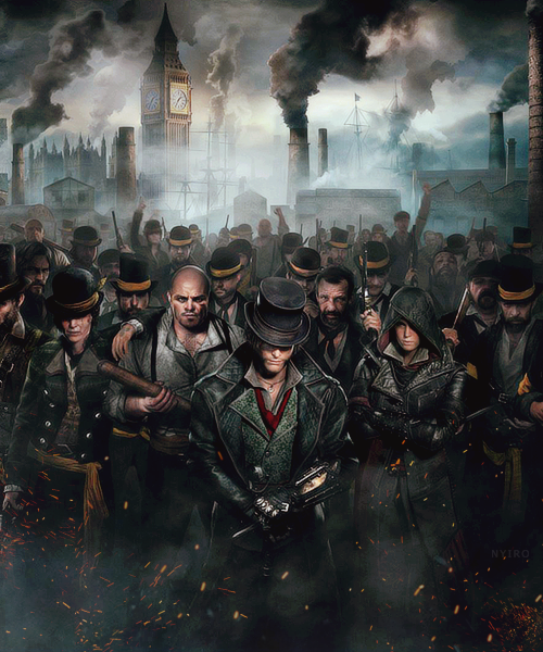 Imagen De Gang London And Videogame Assassins Creed Artwork Assassins Creed Black Flag Assassins Creed Art