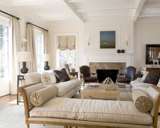 Cream Sofa Living Room Designs Endearing Beautiful Classic Architectural House Adorned With Ornamental Design Ideas