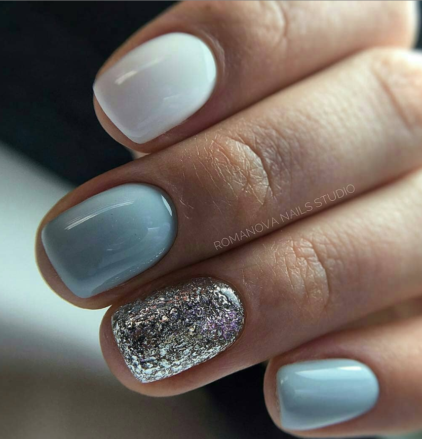 61 Simple Short Acrylic Summer Nails Designs For 2019 Koees Blog Short Square Acrylic Nails Square Acrylic Nails Cute Acrylic Nails