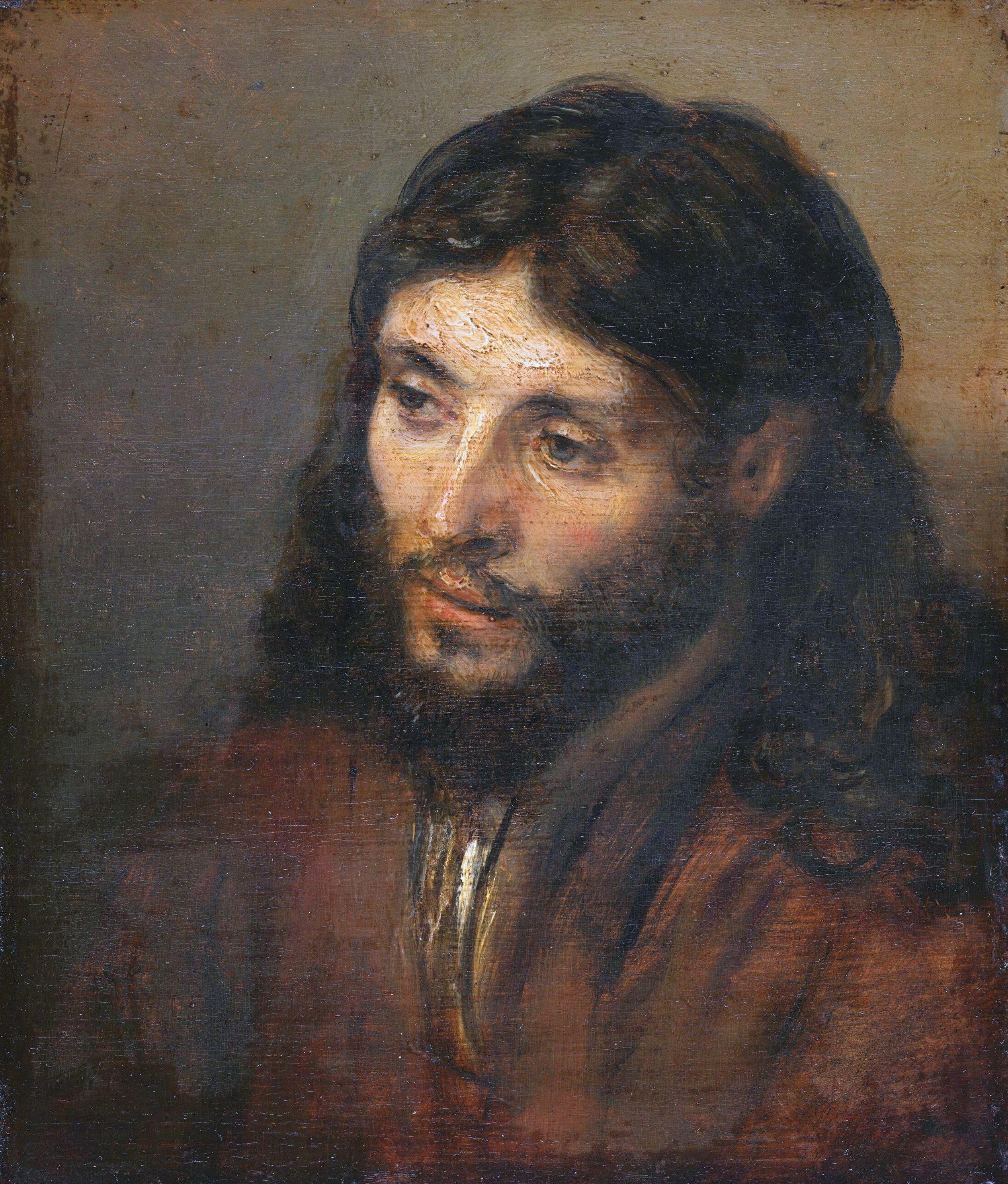 rembrandt paintings of jesus google search art pinterest