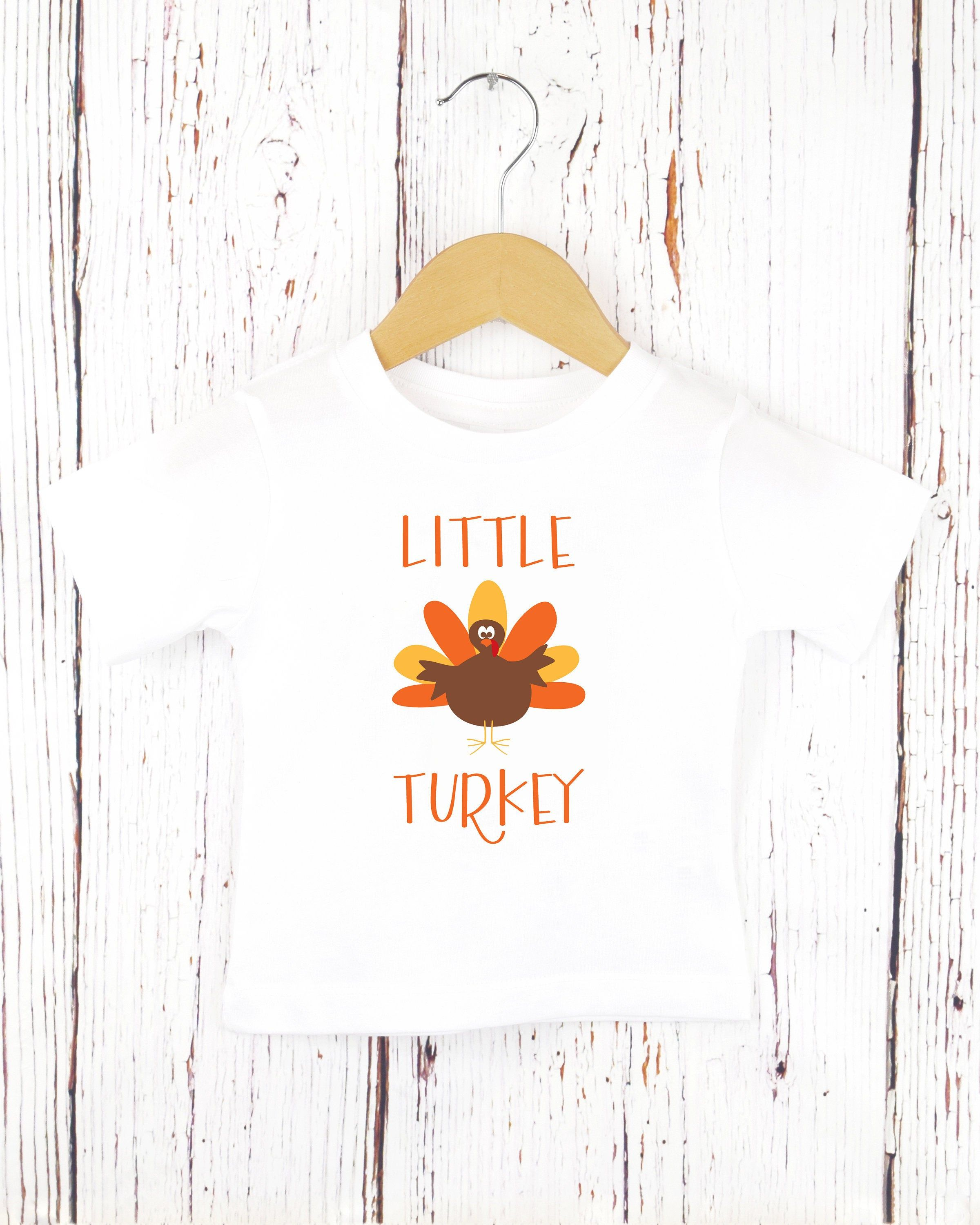 Thanksgiving Shirt, Toddler Thanksgiving, Turkey Shirt, Thanksgiving Outfit Boy, Little Turkey, Thanksgiving Girl