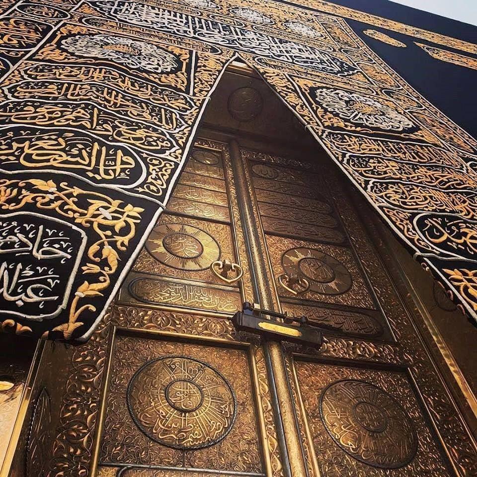 Kaaba Door Mecca Wallpaper Mecca Islam Mecca Kaaba