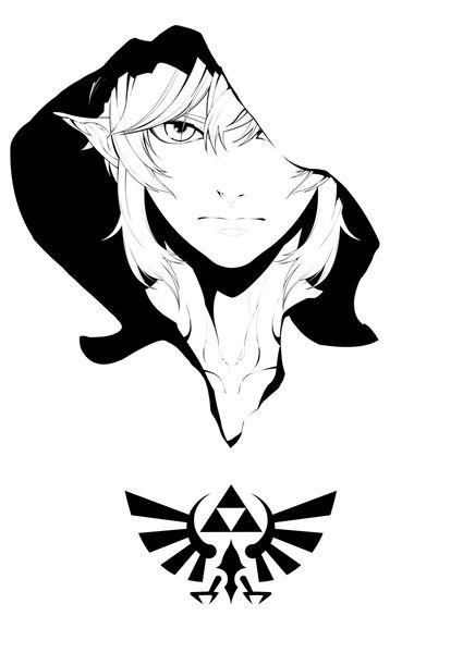 Cool Fanart Legend Of Zelda Legend Of Zelda Tattoos Legend Of