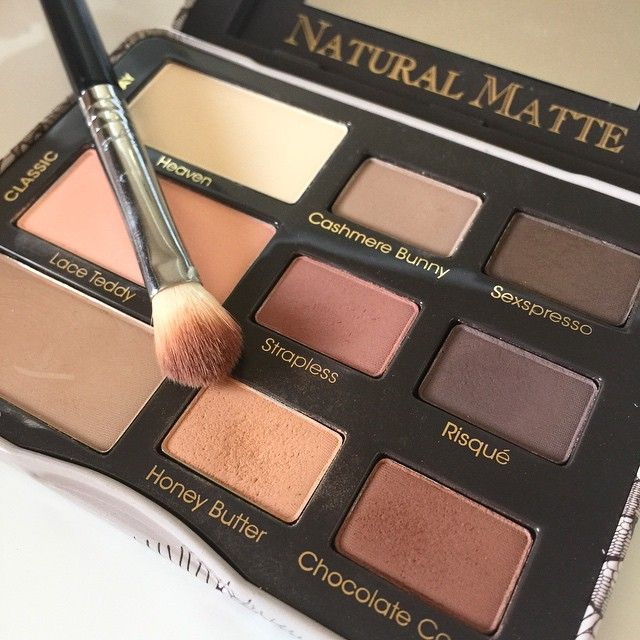 Too Faced Matte Palette Rollin W The Homies  Bikini -2558