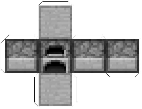 Hier Sind Bastelbogen Zum Bauen Viel Spass Minecraft Blocke Minecraft Haus Basteln Mit Papier Vorlagen