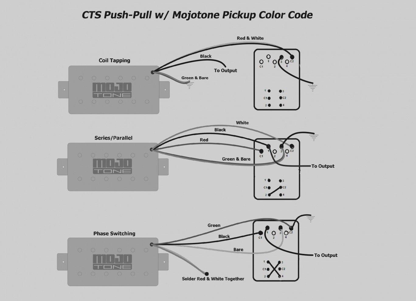 Push Pull Pot Wiring Diagram New in 2020 Diagram