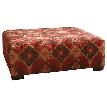 Atractivo Cóctel De Gran Tamaño Muebles Otomana Ideas - Muebles Para ...