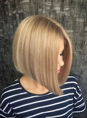 A Line Bob Hairstyles Captivating A Line Bob Hairstyles  Haircut  Pinterest  Bob Hairstyle Bobs