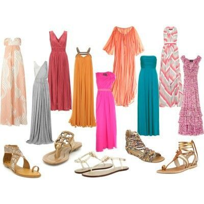 What To Wear In A Daylight Wedding