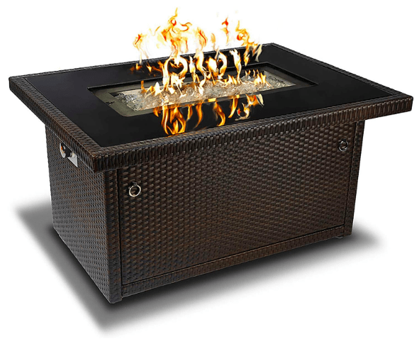 Outland Living Series 401 | Gas fire pit table, Cool fire ... on Outland Living 401 id=62564