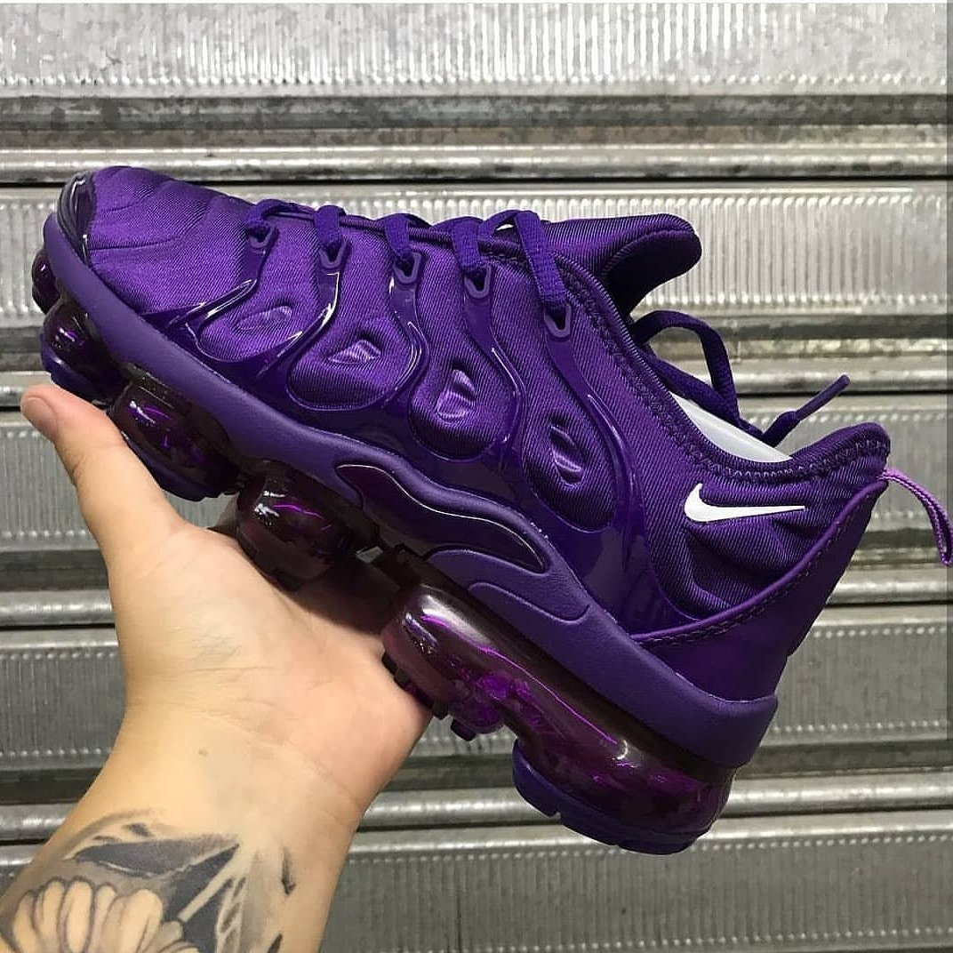 Purple sneakers, Hype shoes
