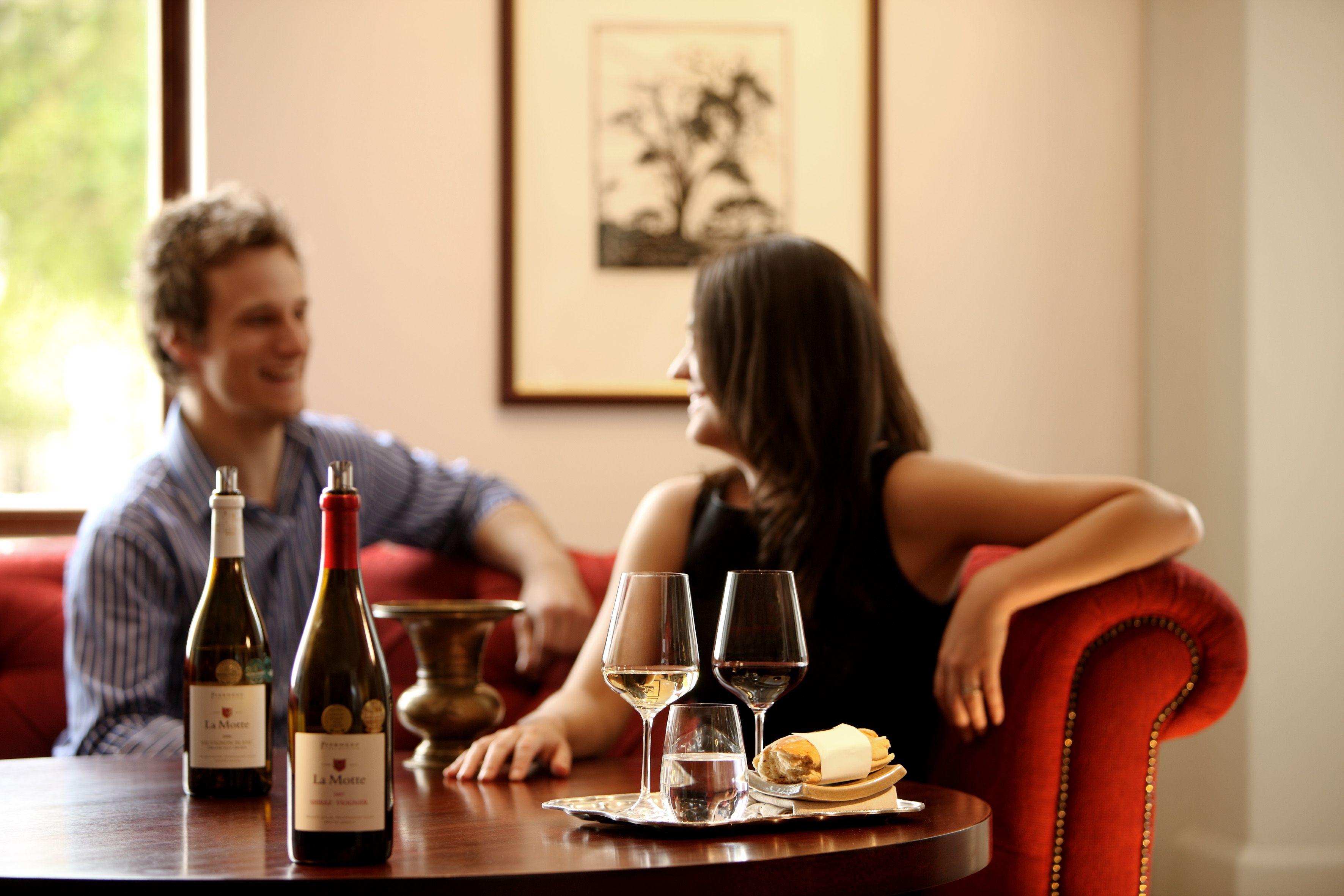 The La Motte Wine Tasting Experience Lamatte Wine Franschhoek Capetown Wine Tasting Wine Enthusiast Magazine Wine Tasting Experience