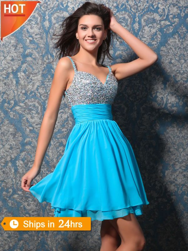 Aliexpress Buy Shipping In 24 Hours Perfect A Line Short Prom