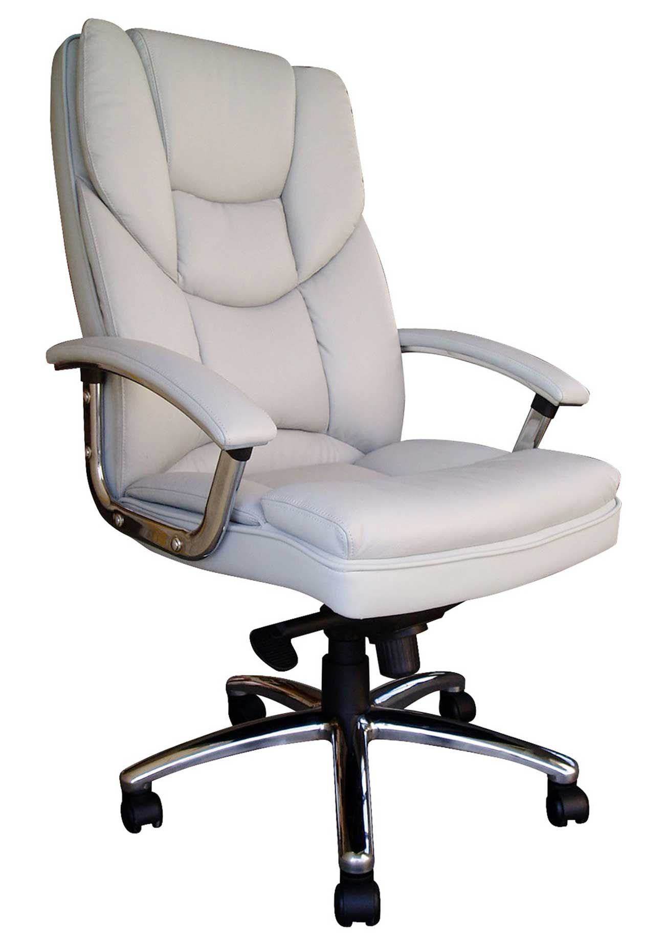 white leather computer chair. Best White Leather Directors Chair Ideas, Gallery, Inspiration, Computer R