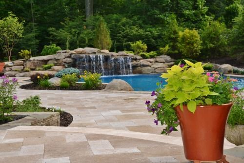 award winning swimming pool design by creative and professional pool company in nj anything you can dream up we can create in your own backyard
