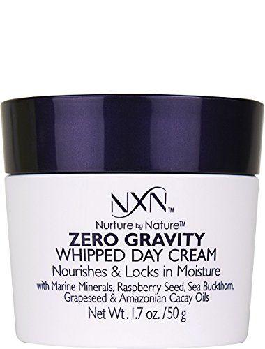 Nxn Zero Gravity Whipped Day Cream Facial Moisturizer Natural Organic Antiaging Formula For D Skin Care Moisturizer Best Foundation Makeup Natural Moisturizer
