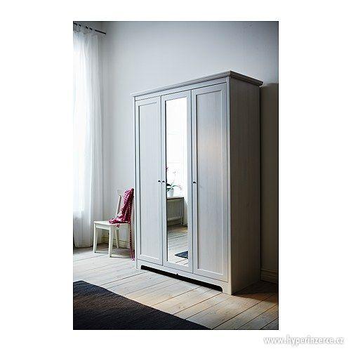 ikea aspelund šatní skříň | bedroom + garderobe | Pinterest