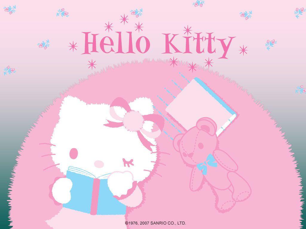 Hello Kitty Sanrio Wallpaper - WallpaperSafari