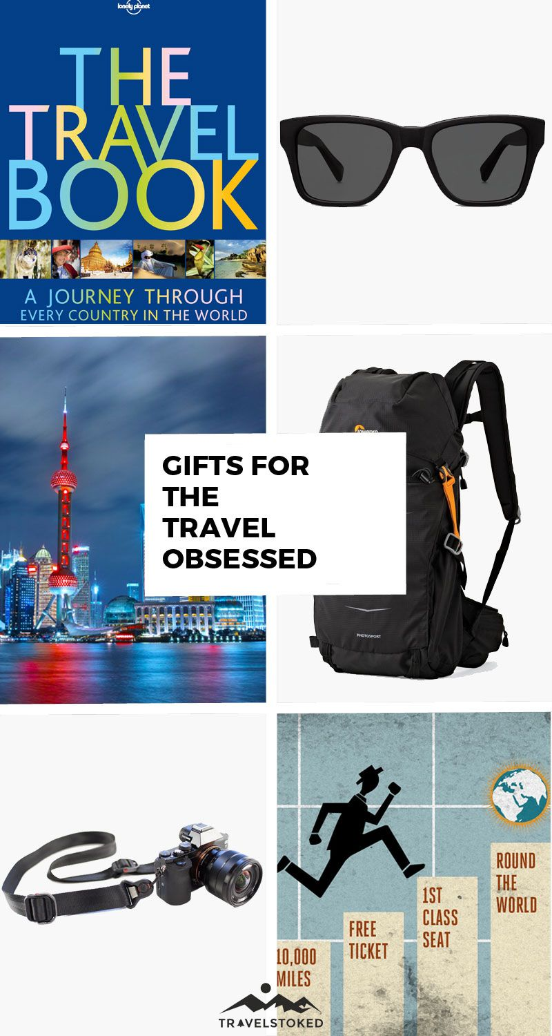 6 gifts for the travel obsessed traveling by yourself