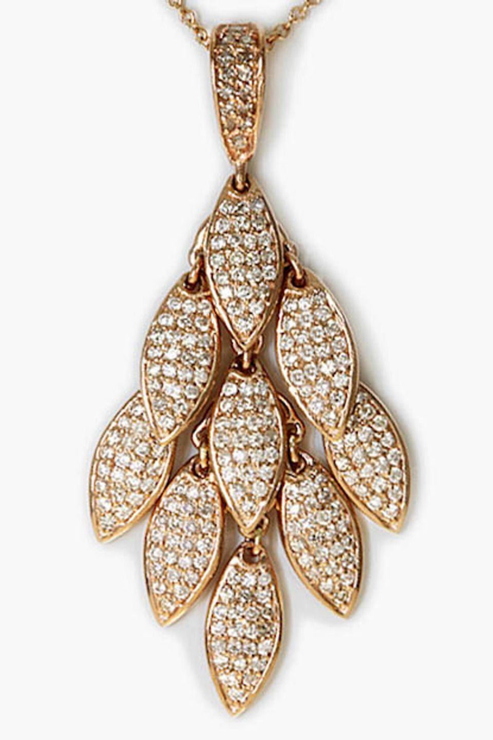 Diamond k Rose Gold Pendant jewelry Pinterest Gold
