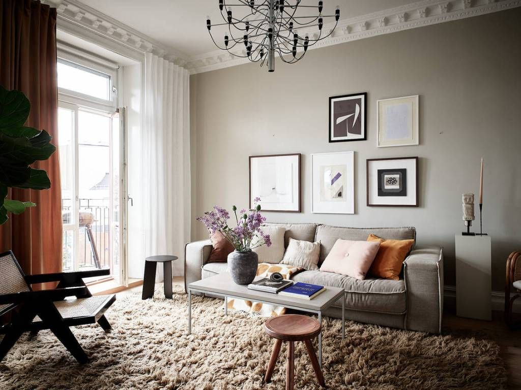 Living Room With Lots Of Textures Coco Lapine Design Beautiful Living Rooms Decor Pretty Living Room Living Room Designs