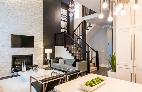 Esszimmer modern weiss grau verführerisch wohnzimmer mit essecke