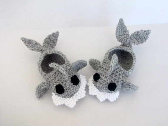 Crochet baby shark slippers house shoes crochet baby booties for crochet baby shark slippers house shoes crochet baby booties for baby or toddler dt1010fo