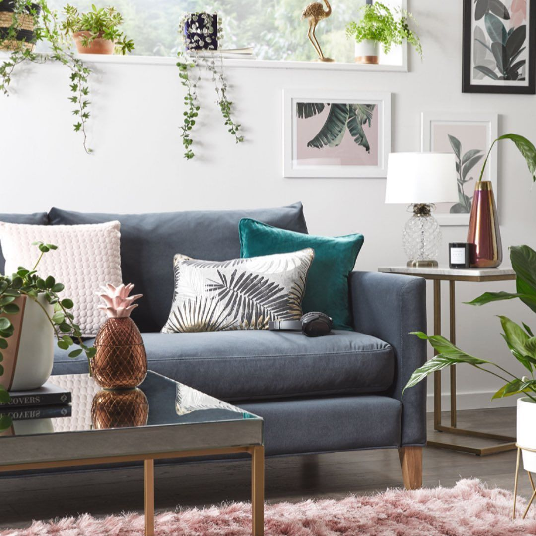 236 Likes 3 Comments Littlewoods Ireland Littlewoodsirl On Instagram When The Living Room Is The Social Centre Of The H In 2020 Home Decor Home East End Prints