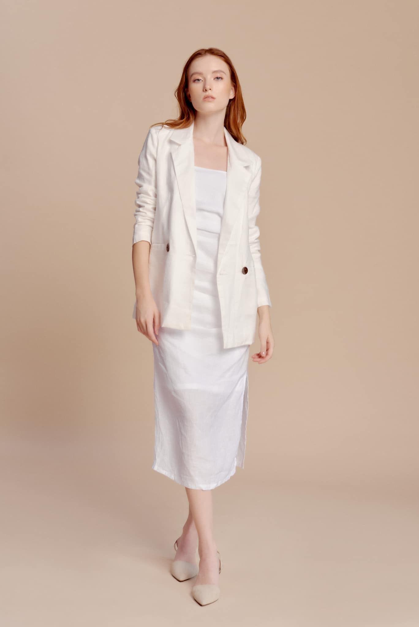 Pin By Trương đặng Ngọc Ly On Blazer Dresses For Work Clothes Shirt Dress