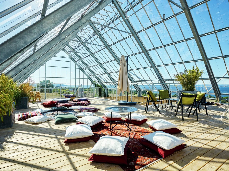 Business Plan Salle D Escalade gallery of uppgrenna nature house / tailor made arkitekter