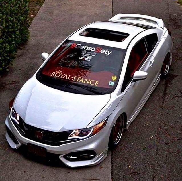 Honda Civic Stance Www.normreeveshondairvine.com