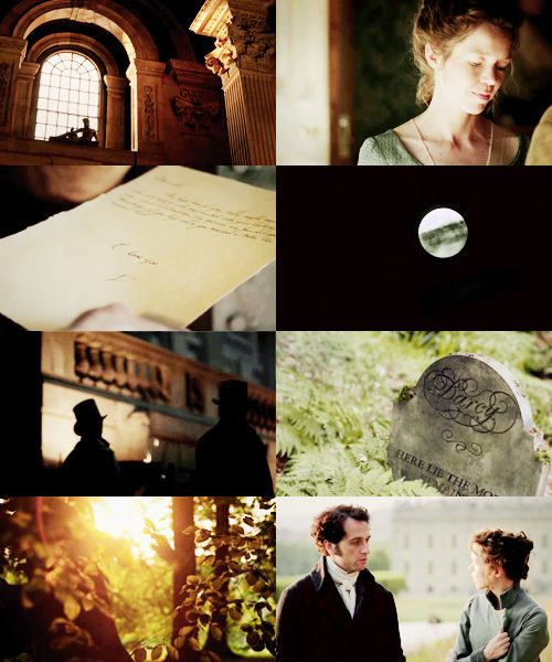 Death Comes to Pemberley // Episode 1