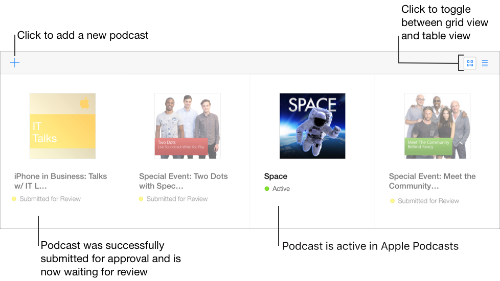 How to submit a podcast to iTunes. podcast Podcasts