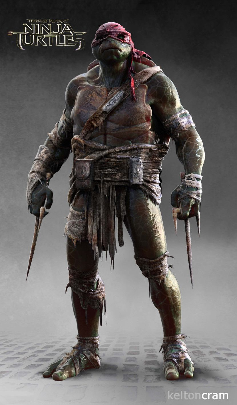 See What Shredder And The Ninja Turtles Almost Looked Like In The New Movie Fandango Tmnt Teenage Mutant Ninja Turtles Teenage Mutant Ninja
