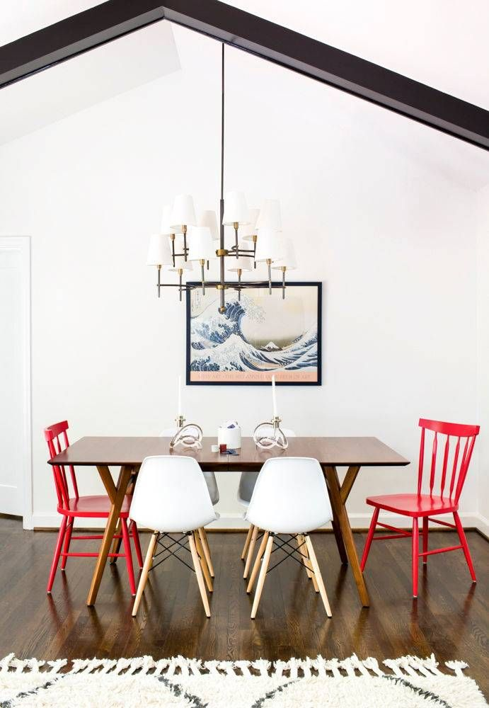 the best dining rooms of 2015 Ranch style, Famous interior
