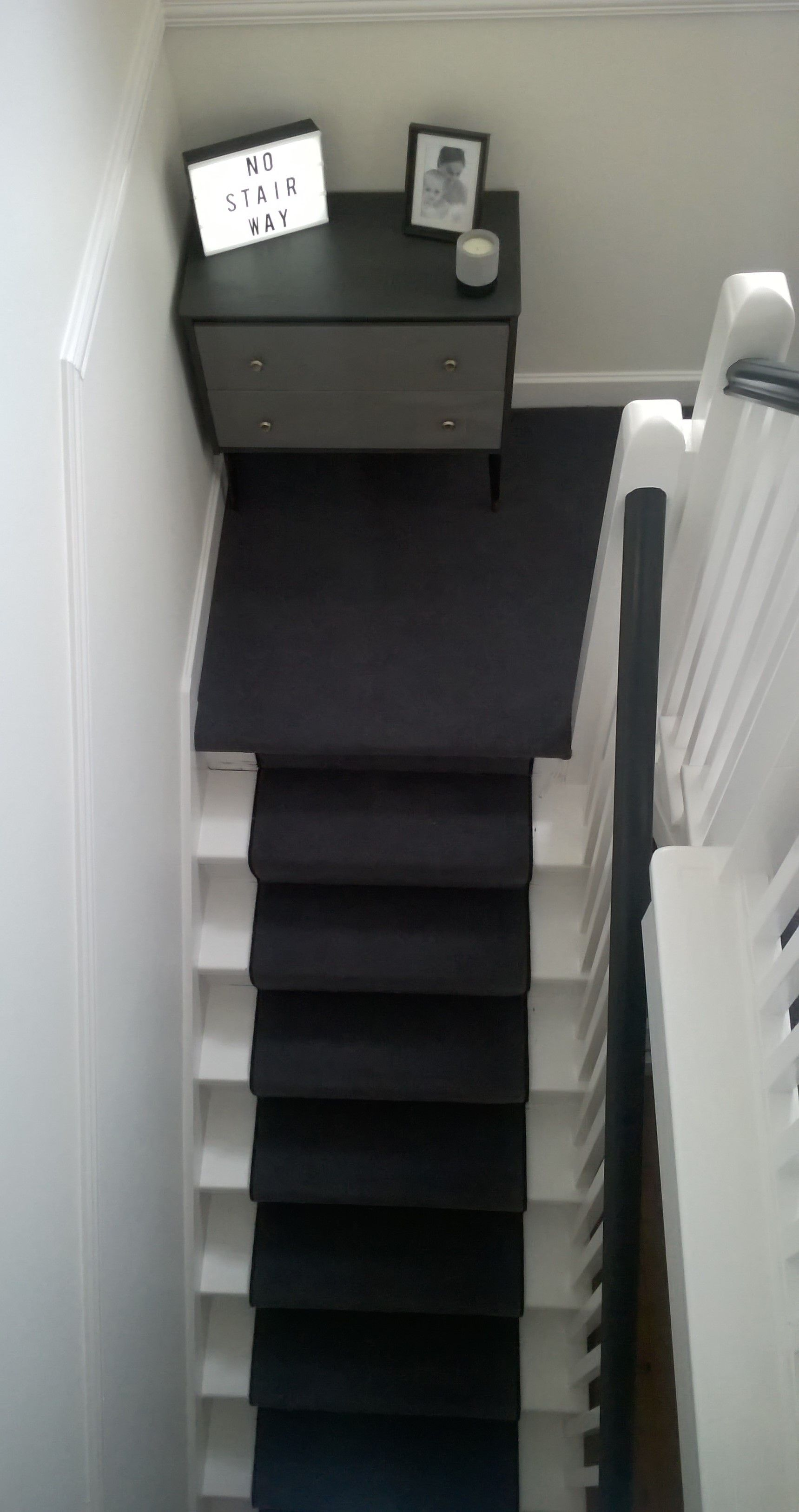 Carpet by Carrick Carpets in Ayr, many thanks to them for installation and great service.