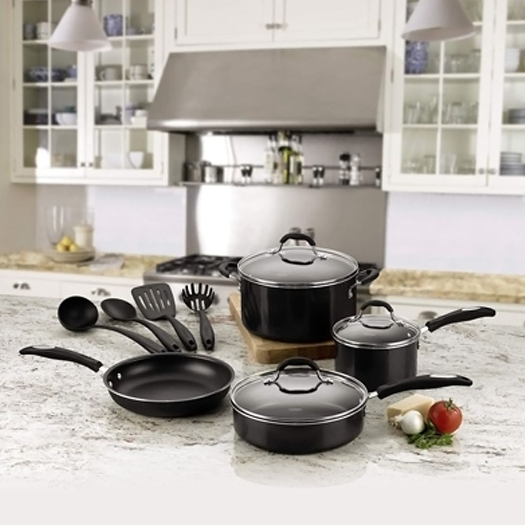Price Drop! Cuisinart Cookware Set 50 OFF. Check out the