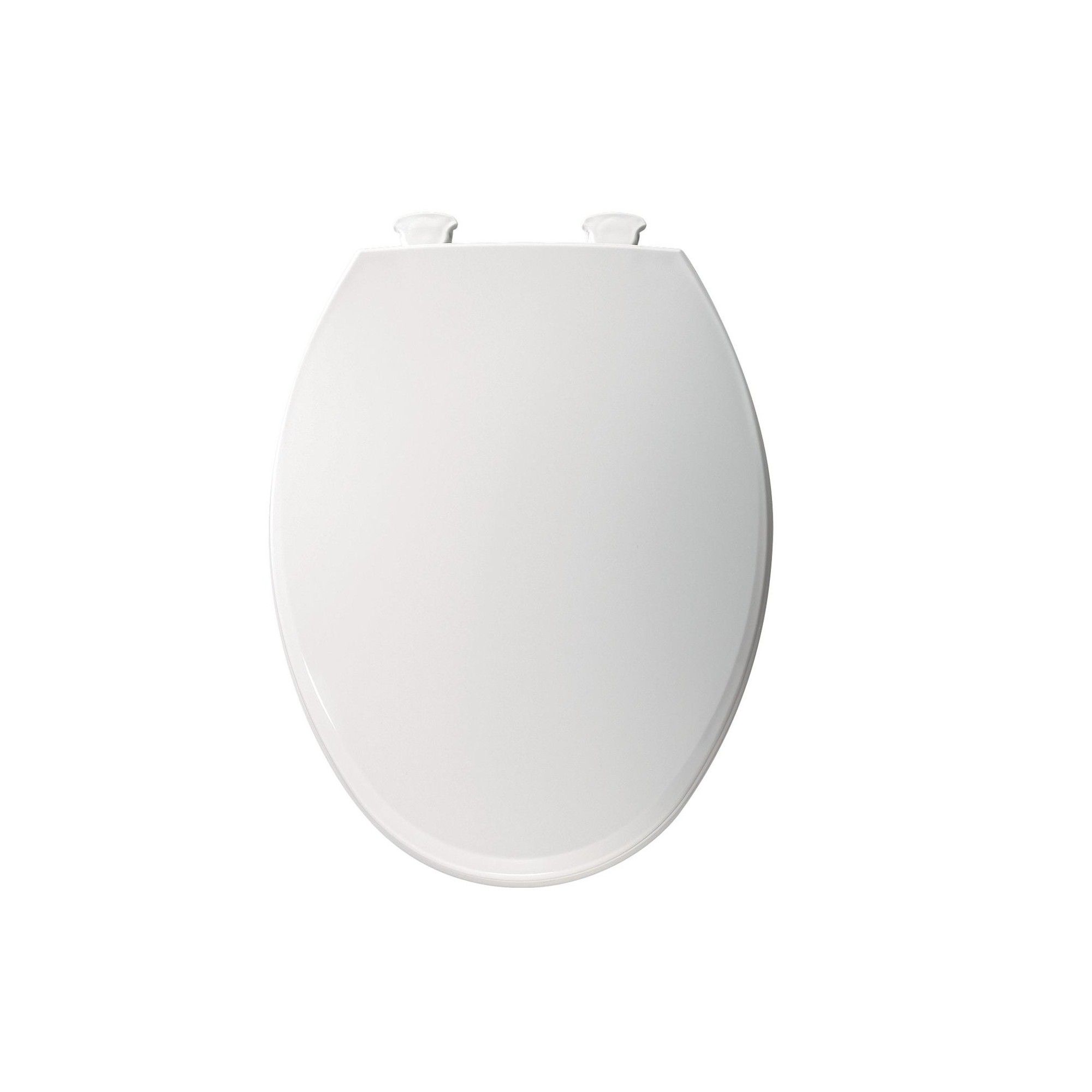 Bemis 1800ec Elongated Plastic Toilet Seat With Easy Clean