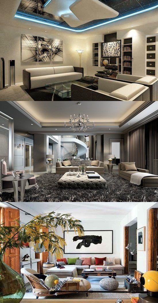 Creative Living Room Interior Design Http Interiordesign4 Com