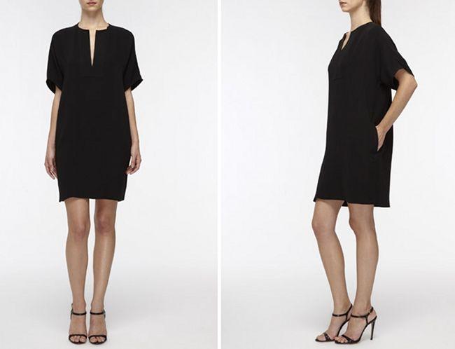 Vince silk dress <3