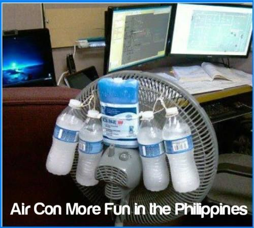Aircon Is More Fun In The Philippines Heating And Air