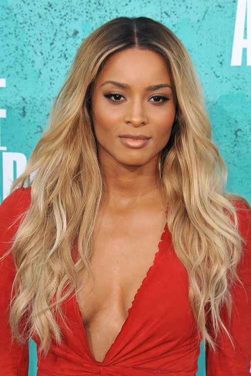 ciara hair color   Ciara hair color, Ciara hair, Hair styles